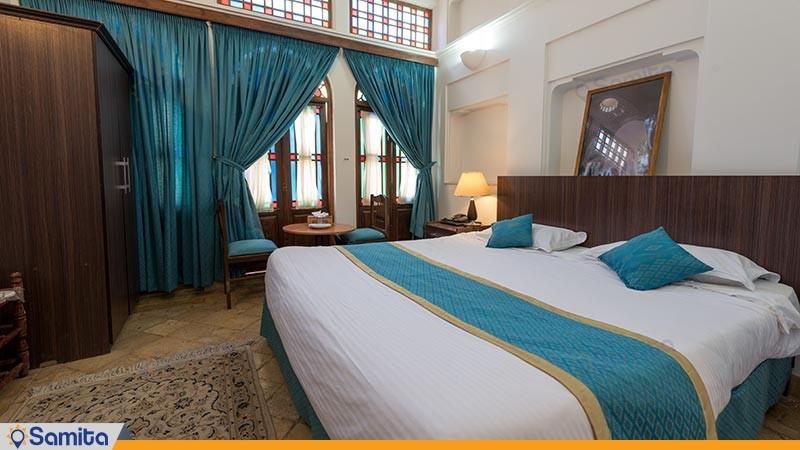 اتاق دو تخته دبل هتل سنتی لاله