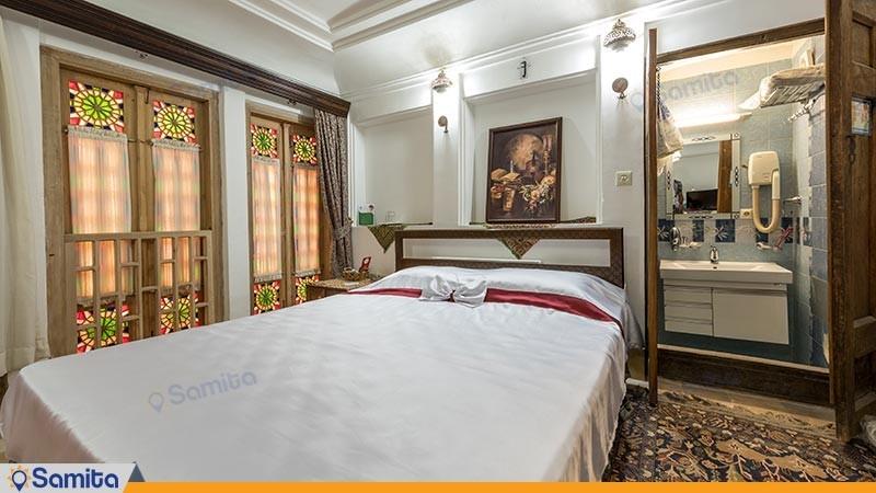 اتاق دو تخته دبل هتل سنتی ملک التجار