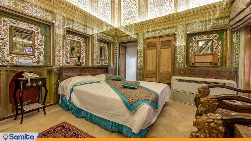 اتاق یوسف و زلیخا هتل سنتی ملک التجار