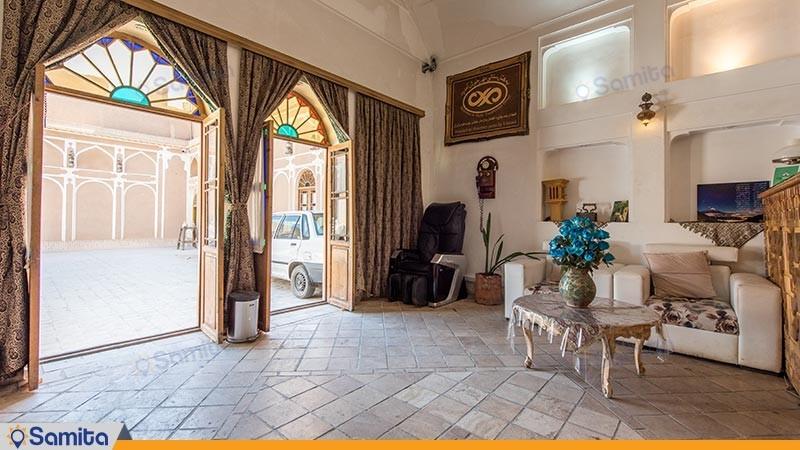لابی هتل سنتی مهر