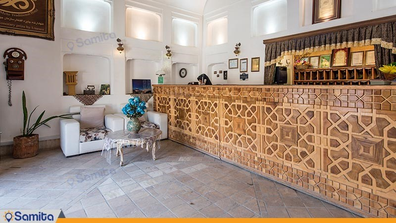 پذیرش هتل سنتی مهر