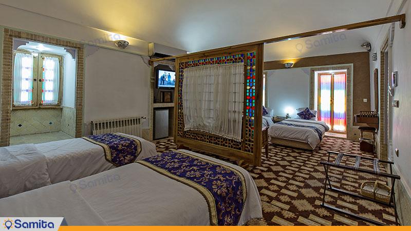 سوئیت کانکت هتل باغ مشیر الممالک