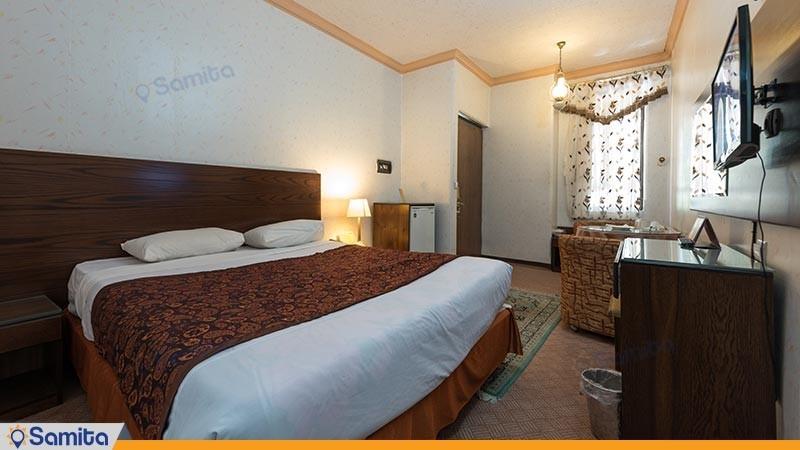 اتاق دو تخته دبل هتل پارسیان آزادی