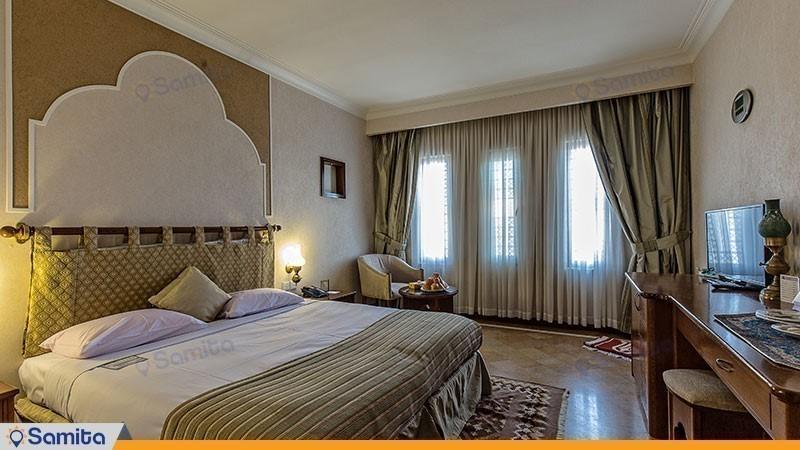 اتاق دبل هتل جدید هتل پارسیان صفائیه