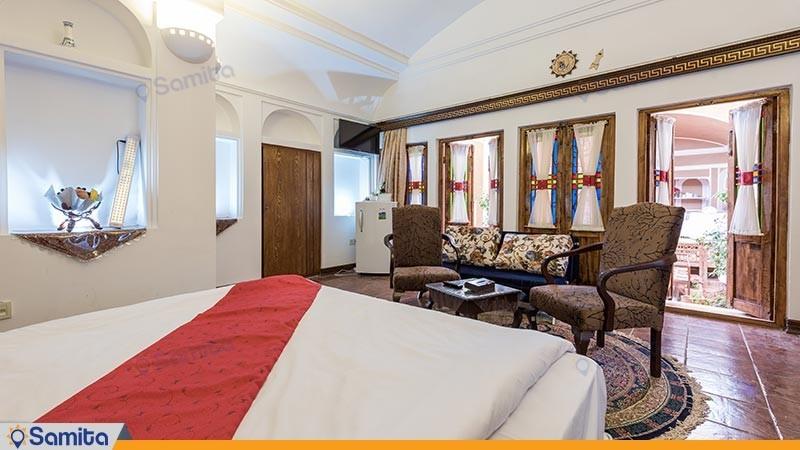 اتاق دو تخته دبل هتل سنتی رویای قدیم