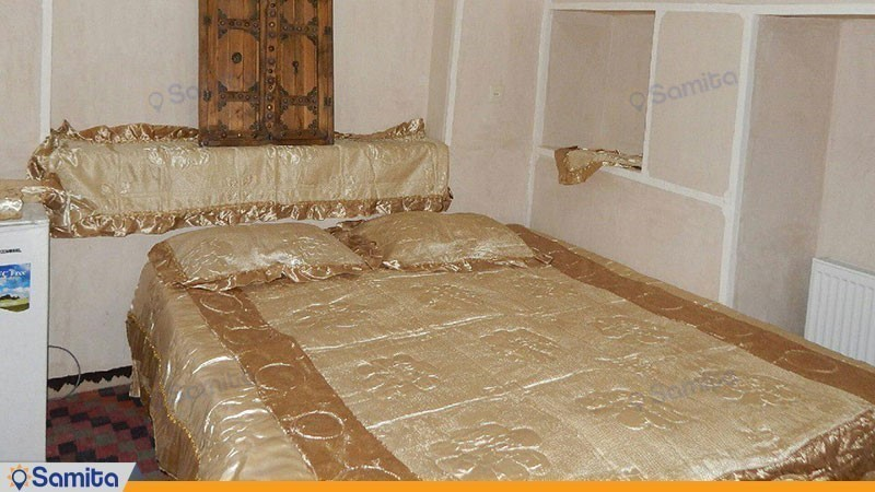 اتاق دبل اقامتگاه بومگردی نقشینه کویر